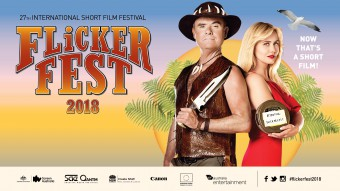 Flickerfest 2018 landscape slide artwork NSW 3240h