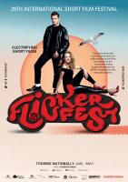 Flickerfest 2020 - NSW Tour Poster artwork 2500x3450